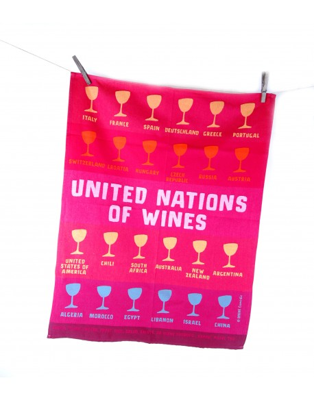 Torchon United Nations of Wines